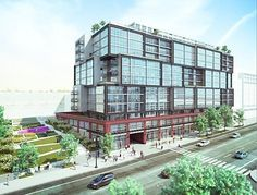 New DC building inspired by NYC Highline