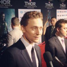 #TomHiddleston #Thor #Loki