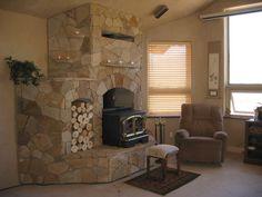 wood+stove+hearth+ideas | Wood Burning Stove Installation Ideas