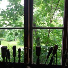 Lempäälän museoraitti puusepän verstas