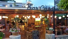 "Bar Carabela 2 bei ""Pepi und Kucci"" – mein-paguera.com Sangria, Tapas, Bar, Fair Grounds, Plants, Different Fruits, Homemade, Plant, Planting"