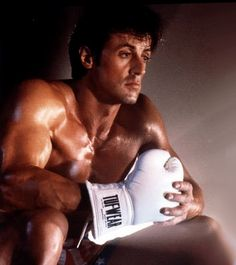 """""""All I wanna do is go the distance. Nobody's ever gone the distance with Creed, and if I can go that distance, you see, and that bell rings and I'm still standin', I'm gonna know for the first time in my life, see, that I weren't just another bum from the neighborhood."""" Rocky Balboa"""