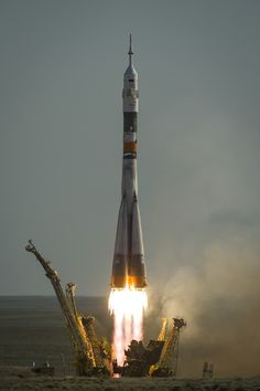 Expedition 31 Blasts Off!