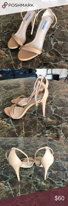 Steve Madden stecy heels ❗️ Super cute and in excellent condition very clean Steve Madden Shoes Heels