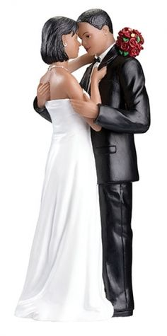 44 best African American Cake Toppers images on Pinterest | Wedding ...
