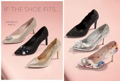 Heels | The Shoe Collection | Womens Clothing | Next