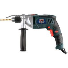 Impact Drill motor for extra torquePower Output: HammerErgonomic handle for comfortable useSpeed: VariableRubber Grip inlaysCompact and lightweightDIY Month Warranty Usually dispatched within Days