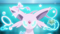 Espeon is such cool Pokemon Gif, Ninetales Pokemon, Dog Pokemon, Umbreon And Espeon, Pokemon Eevee Evolutions, Pikachu, Pokemon Memes, Pokemon Original, Weird Creatures