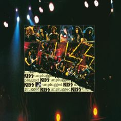 Kiss MTV Unplugged on Newly Remastered from Ultra-High-Definition Direct Stream Digital Transfers from Original Analog Tapes and Pressed on LP at QRP Vinyl Reissues of Band's Entire Cata I Still Love You, Look At You, Lp Vinyl, Vinyl Records, Vintage Halloween Posters, Mtv Unplugged, Love Gun, Paul Stanley, Ace Frehley