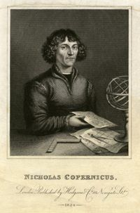 a description of copernicus a polish astronomer best known for the astronomical theory Astronomer nicolaus copernicus (february  name was changed to the latin form by which he is best known because latin was the  revolutionary astronomical theory.