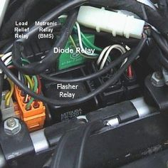 Click to resize Spark Notes, Mod List, Power Wire, Brand Names, Circuit, Bmw, The Unit