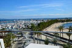 Port d Alcudia Villa, Majorca, Am Meer, Places Ive Been, Travelling, Beautiful Places, Wanderlust, River, Island