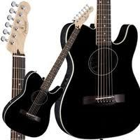 The Fender Telecoustic - the Telecaster shaped acoustic guitar.