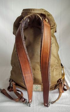 Vintage ALP SPORT Inc./ Alpine Designs Backpack.   Great condition, rare item! in Sporting Goods, Outdoor Sports, Camping & Hiking, Hiking Backpacks, Day Packs | eBay