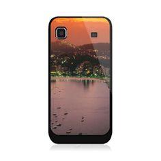 Lake in sunset Samsung Galaxy S Case