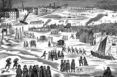 The famously changeable British weather has long been the subject of complaint and small talk. Here, Patrick Nobbs explores six of the most disastrous weather events in British history