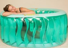 Oasis Elite Water Birth Pool! Made from superior material. Strong and comfortable.