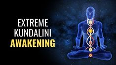 Awakened Kundalini Energy | Music for Kundalini Activation | Awaken the ... Chakra Healing Music, Awakening, Meditation, Activities, Zen