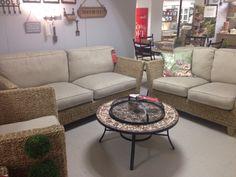 M&S Sofa, Couch, Amp, Garden, Furniture, Home Decor, Settee, Settee, Garten