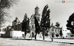 Fotos de Morelia, Michoacán, México: SANTUARIO DE GUADALUPE Hacia 1945