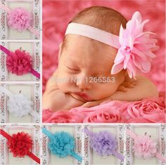 Fashion Hair Accessories Baby Girls Lace Headband Baby Chiffon Flower hairband Infant girl Hair Weave band childern hair clips #>=#>=#>=#>=#> Click on the pin to check out discount price, color, size, shipping, etc. Save and like it!