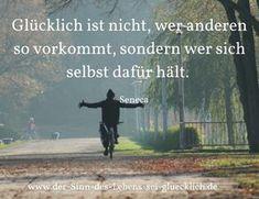 Sprüche und Zitate: schöne #Zitate #Glück #Leben #SinndesLebens #derSinndesLebens Zitate - Glück