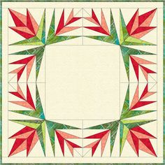 Cut, Stitch, and Piece Quilt Patterns: Two new paper piecing patterns you'll love . . .