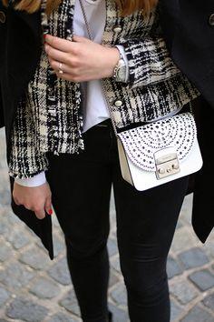 Zara Statement Blazer and 5 ways how to wear it