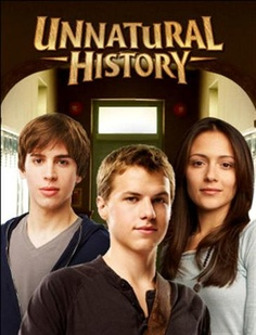 UNNATURAL HISTORY WAS A SHORT LIVED SHOW THAT DESERVED BETTER TREATMENT