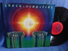 Vintage Earth Wind & Fire  I Am Vinyl LP Record by sweetleafvinyl