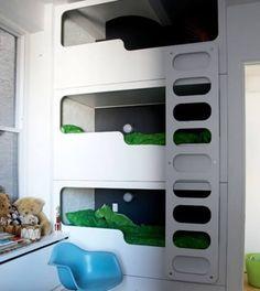 10 Weird But Totally Cool Bunk Beds - Oddee.com