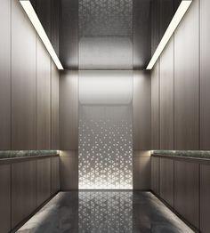 Office Interior Design, Office Interiors, Elevator Lobby, Lift Design, Model House, Digital Wall, Japanese Design, Corridor, Interior Architecture