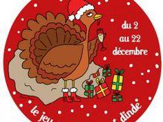 Le Jeu Complètement Dinde #4 : la premier Noël de bébé avec Latitude enfant • Hellocoton.fr
