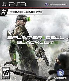 Splinter Cell: Blacklist - PS3