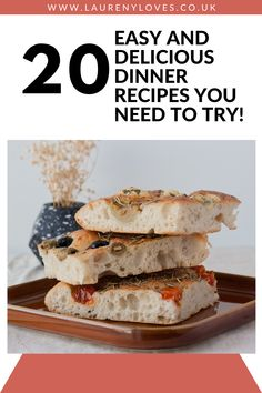 20 delicious dinner recipes you need to try. Read this and find 20 cheap dinner ideas to try tonight. Hearty and healthy dinner ideas that won't break the bank. For quick and easy dinner recipes you'll love click this and cook up something tasty! #dinnerrecipes #dinnerideas #easydinnerrecipes Cheap Easy Meals, Cheap Dinners, Easy Recipes, Healthy Recipes, Good Food, Yummy Food, Cooking For One, Delicious Dinner Recipes, Food To Make