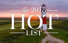 THE 2018 HOT LIST! | | Nantucket blACKbook