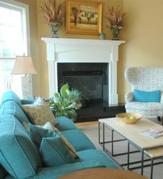 A Sure Fire Way to Tell If Your Furniture Arrangement is Wrong {The Decorologist}