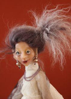 Künstlerische Puppe Ilona, handmade von puppenmagie auf Etsy