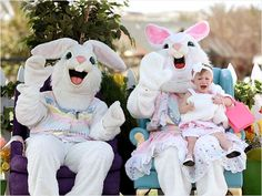 We did this last Easter and had similar results with Mathilda.