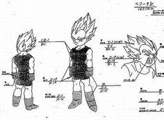 Dragon Ball - Model Sheet 146 | Dragon Ball Art Concepts Mod… | Flickr