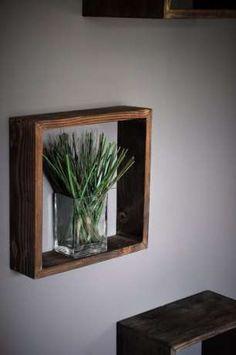 Półki ścienne drewniane ,boxy ścienne Bytom - image 3