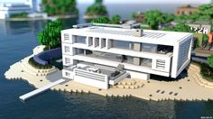 wilshire arkive island render build minecraft mathieu legault server matt