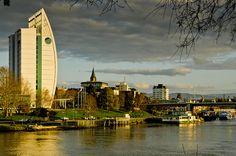 Valdivia de Chile, Región de la Araucanía Living In Peru, The Wonderful Country, Trinidad Y Tobago, Open Water, South America, Places To Visit, Landscape, World, Adventure