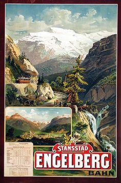 Reckziegel Anton - Stansstad-Engelberg-Bahn