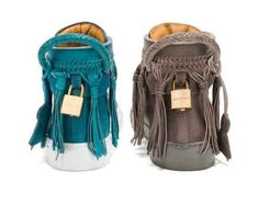 Spaghetti Western fringe for the ladies Buscemi, Bucket Bag, Footwear, Pairs, Backpacks, Lady, Sneakers, Shoes, Spaghetti