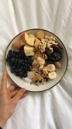 Think Food, I Love Food, Healthy Snacks, Healthy Eating, Healthy Recipes, Healthy Good Food, Comidas Fitness, Food Goals, Aesthetic Food