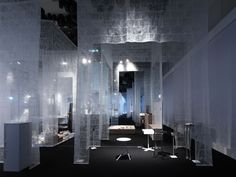 Suppose Design Office did the installation for the interiors of Design Tide Tokyo, 2008.