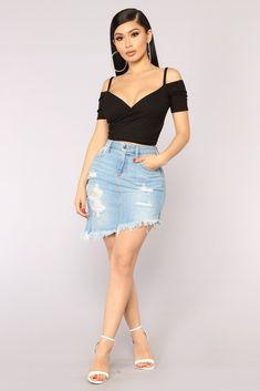 6851a04ee2 356 Best Fashion Nova   Skirts images in 2019   Mini skirts, Nova ...