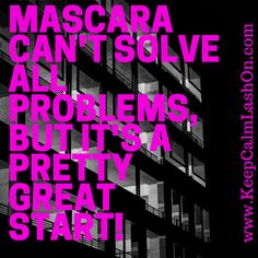 Making Your Marketing Less Stressful 3d Fiber Lash Mascara, Keep Calm, Makeup Tips, Lashes, Stress, Pretty, Stay Calm, Eyelashes, Relax