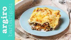 Δείτε τη συνταγή! Sunday Suppers, Food Categories, Bolognese, Lasagna, Cooking Tips, Dinner Recipes, Food And Drink, Pasta, Lunch